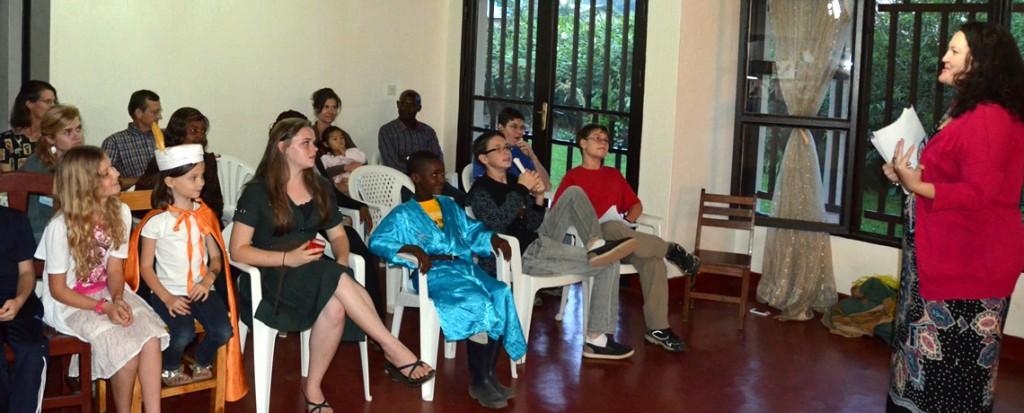 Virunga Valley Academy - Welcome Night