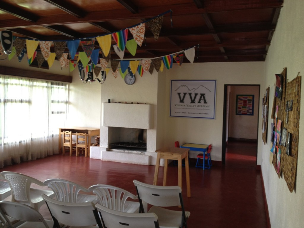 Virunga Valley Academy Open House